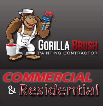 Gorilla Brush Painting Contractor Homepage